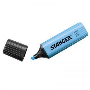 textmarker stanger 1 5 mm albastru 8710
