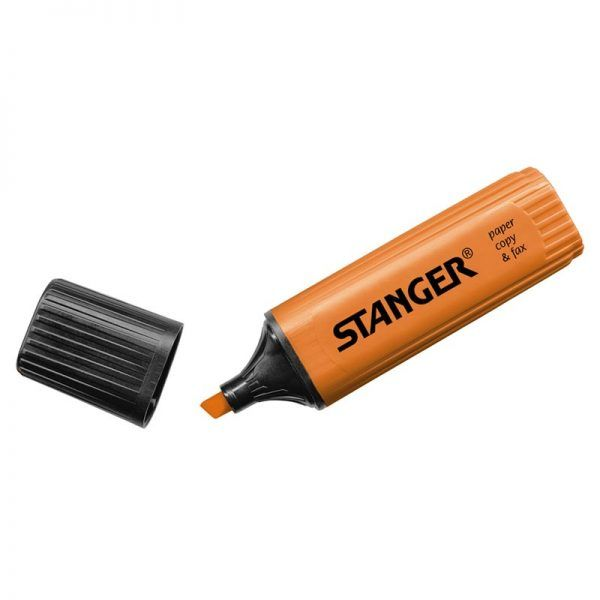 textmarker stanger 1 5 mm orange 8713