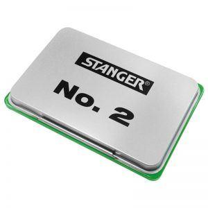 tusiera metal stanger 7x11 cm verde 8732