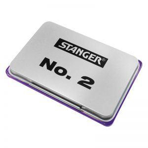 tusiera metal stanger 7x11 cm violeta 8733