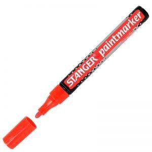 marker cu vopsea 2 4 mm stanger rosu 8780
