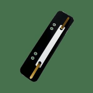 alonje din plastic esselte negre 25 bucset 9605