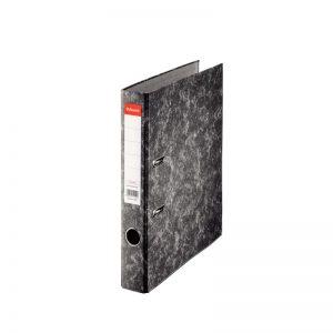 biblioraft a4 marmorat 5 cm esselte 9616