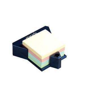 cub autoadeziv cu suport 76x76 mm stickn 4 culori pal 400 filebuc 9247