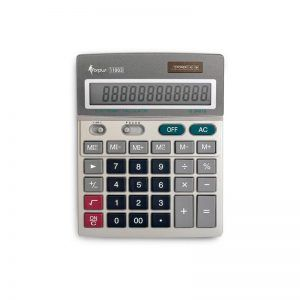 calculator forpus 11003 12 digits 8830
