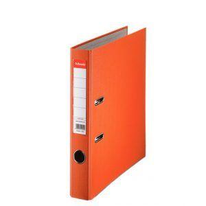 biblioraft a4 plastifiat 5 cm esselte eco orange 9635