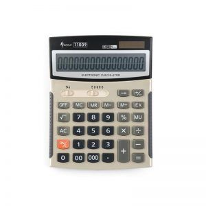 calculator forpus 11009 16 digits 8832