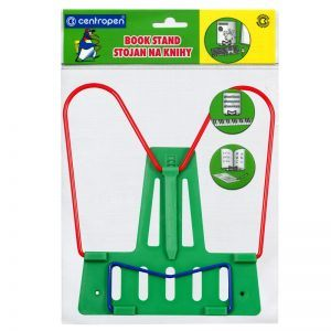 stativ plastic metal pt carti si reviste centropen 2 verde inchis 8524