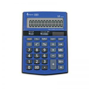 calculator forpus 11017 12 digits 8835