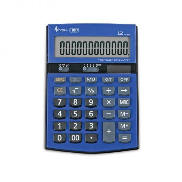 calculator forpus 11017 12 digits 8835