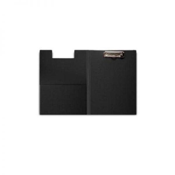 clipboard dublu a4 plastifiat forpus negru 8841