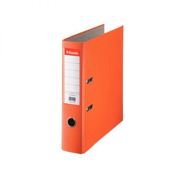 biblioraft a4 plastifiat 75 cm esselte eco orange 9670