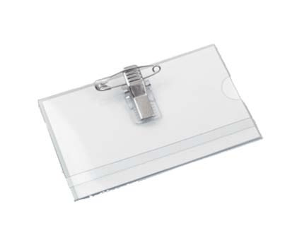 ecuson cu ac si clip standard forpus 54x90 mm 50 buccut 8876