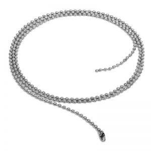 lantisor metalic pt ecuson forpus 70 cm 10 bucset 8886