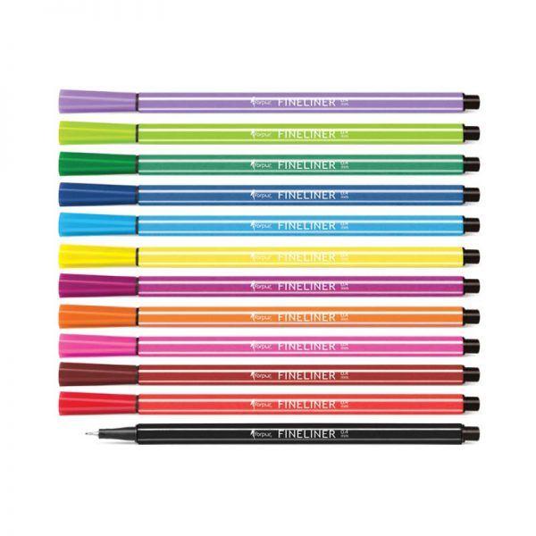 liner 4 mm forpus corp color scriere color 12 buccut 8887