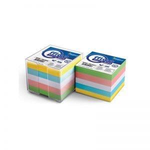 rezerva cub hartie forpus 9x9 cm color 8940