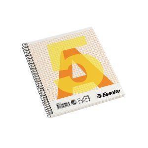 caiet a5 cu spirala esselte matematica 70 file 9713