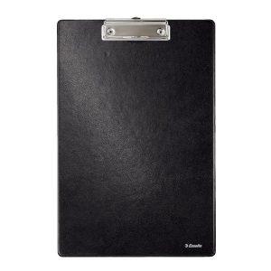 clipboard simplu a4 plastifiat esselte negru 9751