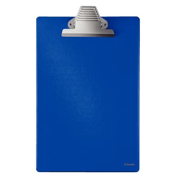 clipboard simplu a4 plastifiat esselte jumbo maxi albastru 9753