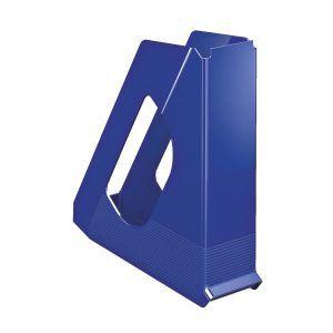 suport vertical din plastic esselte europost albastru 9932