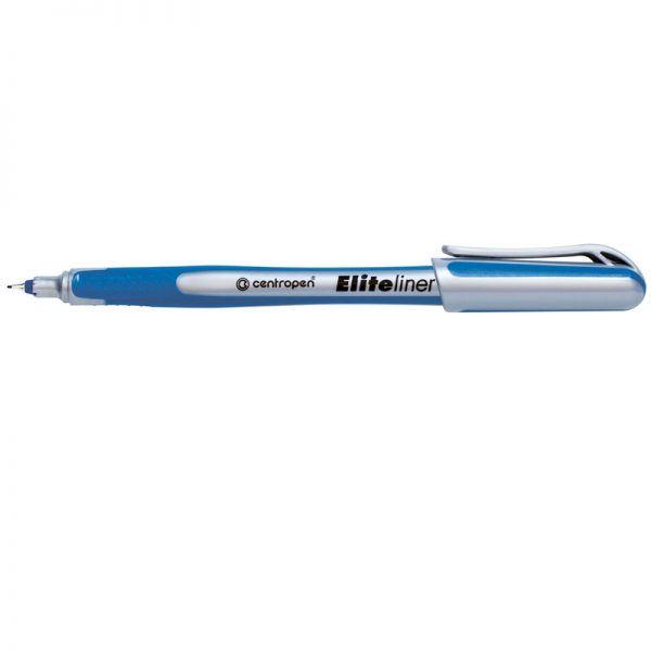 liner 3 mm centropen 4721 corp gri scriere albastra 8414
