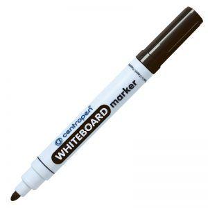 whiteboard marker centropen 8559 negru 8561