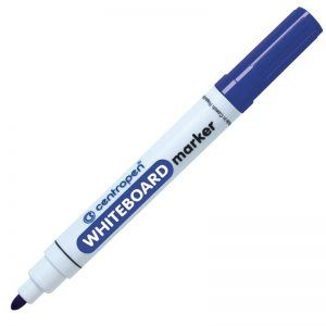 whiteboard marker centropen 8559 albastru 8559