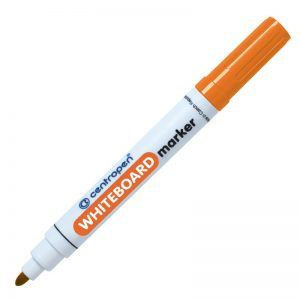 whiteboard marker centropen 8559 orange 8562