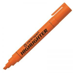 textmarker centropen 8852 orange 8553